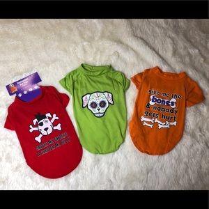 3 Dog Shirts